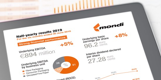 Mondi Group - Global leader in packaging and paper