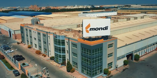 Cementing the deal: Mondi acquires two paper bag lines and signs exclusive supplier agreements with leading cement producers in Egypt