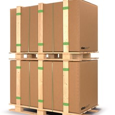 Large volume & bulk containers