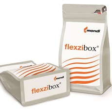 FlexziBox - Flat Bottom Bag