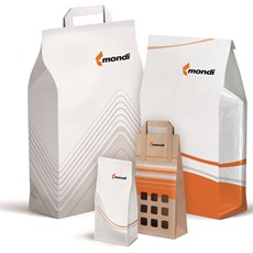 Paper-based consumer bags and reels