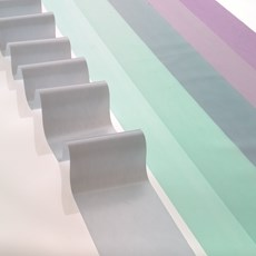 Elastic film for waistband applications