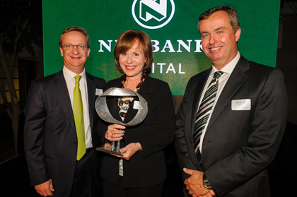 Mondi receives Nedbank award