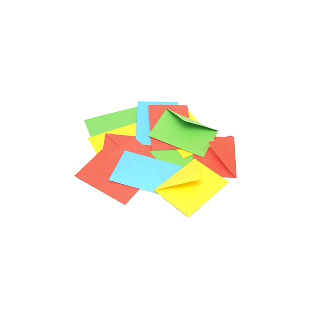 How to Make Your Own Origami Envelope from Paper | 630x630