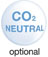 CO2 neutral (optional)